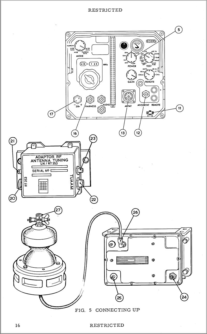 diagram of the range rover